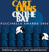 Cartoons on the Bay awards cover